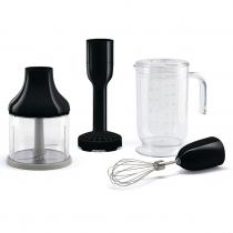 Kit de 4 accessoires pour mixeur plongeant Années 50 Noir - SMEG Réf. HBAC01BL