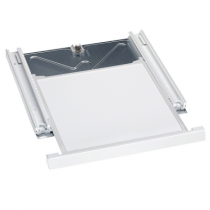 Kit de superposition Blanc - MIELE Réf. WTV406