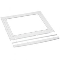 Kit de superposition Blanc - MIELE Réf. WTV412