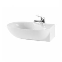 Lavabo Douro 51cm Blanc - SANINDUSA Réf. 118300004
