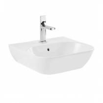 Lavabo Sanlife 60x44cm Blanc - SANINDUSA Réf. 136310004