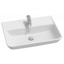 Lavabo Struktura 65cm meulé pour meuble Blanc - JACOB DELAFON Réf. EGC111-Z-00