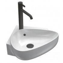 Lave-mains d\'angle Nouvelle Vague 46x46cm Blanc - JACOB DELAFON Réf. EGL112-00