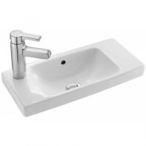 Lave-mains Odéon Up 50x22.5cm pré-percé Blanc - JACOB DELAFON Réf. E4701-00
