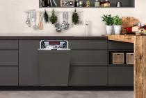 Lave-vaisselle tout intégrable 45cm 10 couverts 9.5l A++ - NEFF Réf. S855EMX16E
