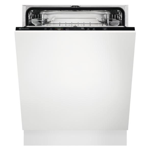 Lave-vaisselle tout intégrable 60cm 13 couverts 9.9l A++ - Electrolux Réf. KEQC7200L