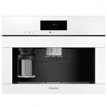 Machine à café encastrable direct water Blanc brillant - MIELE Réf. CVA 7845 BB