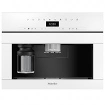 Machine à café encastrable PureLine Blanc brillant - MIELE Réf. CVA 7440 BB
