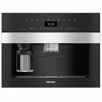 Machine à café encastrable PureLine Inox - MIELE Réf. CVA 7440 IN
