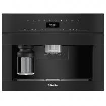 Machine à café encastrable PureLine Noir - MIELE Réf. CVA 7440 NR