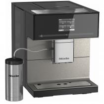 Machine à café et thé CM7 Noir - MIELE Réf. CM 7550 NR