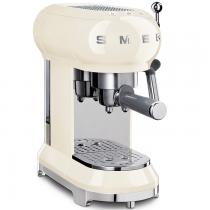 Machine à café Expresso Années 50 Crème - SMEG Réf. ECF01CREU