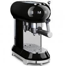 Machine à café Expresso Années 50 Noir - SMEG Réf. ECF01BLEU