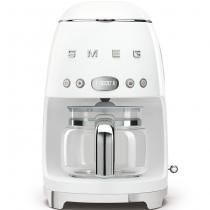 Machine à café Filtre Années 50 Blanc - SMEG Réf. DCF01WHEU