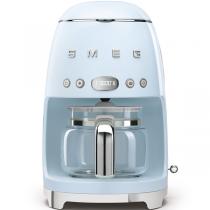 Machine à café Filtre Années 50 Bleu Azur - SMEG Réf. DCF01PBEU