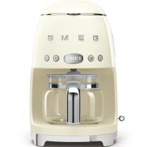 Machine à café Filtre Années 50 Crème - SMEG Réf. DCF01CREU
