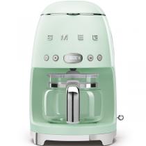 Machine à café Filtre Années 50 Vert d\'eau - SMEG Réf. DCF01PGEU