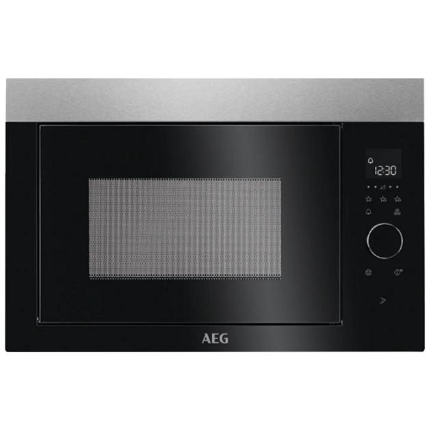Micro-ondes 26l 900W Inox - AEG Réf. MBE2657SEM