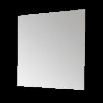 Miroir 80x60cm Blanc - OZE Réf. MIROIR800B