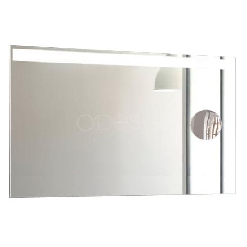 Miroir led Aba 120cm avec antibuée et loupe - O\'DESIGN Réf. ABA1200