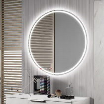 Miroir LED RENO 75 cm - AQUARINE Réf. 824954