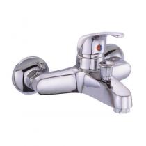 Mitigeur bain-douche Eclypse Chromé - OZE Réf. EC29