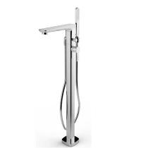 Mitigeur bain-douche thermostatique Despertar sur pied Chromé - GRB Réf. 85450850