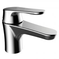 Mitigeur lavabo E-Plus avec vidage Chromé - GRB Réf. 35512350