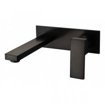 Mitigeur lavabo encastré Daly Noir mat - O\'DESIGN Réf. D102NM