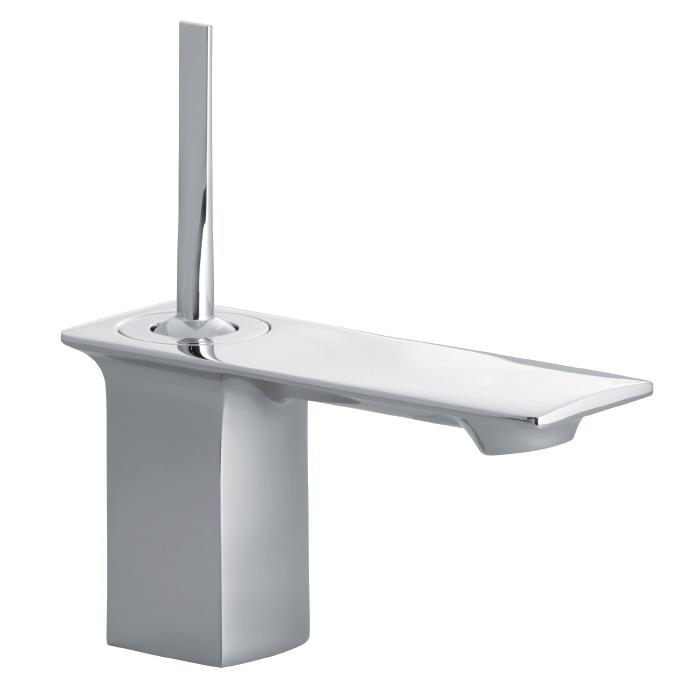 jacob delafon lavabo Mitigeur lavabo Stance levier joystick Chrome - JACOB DELAFON Réf. E14760-CP