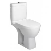Pack WC à poser Odéon Up avec abattant à descente progressive Blanc - JACOB DELAFON Réf. E0521-00