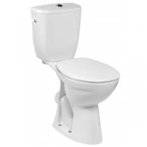 Pack WC surélevé Brive avec abattant Blanc - JACOB DELAFON Réf. E22751-00