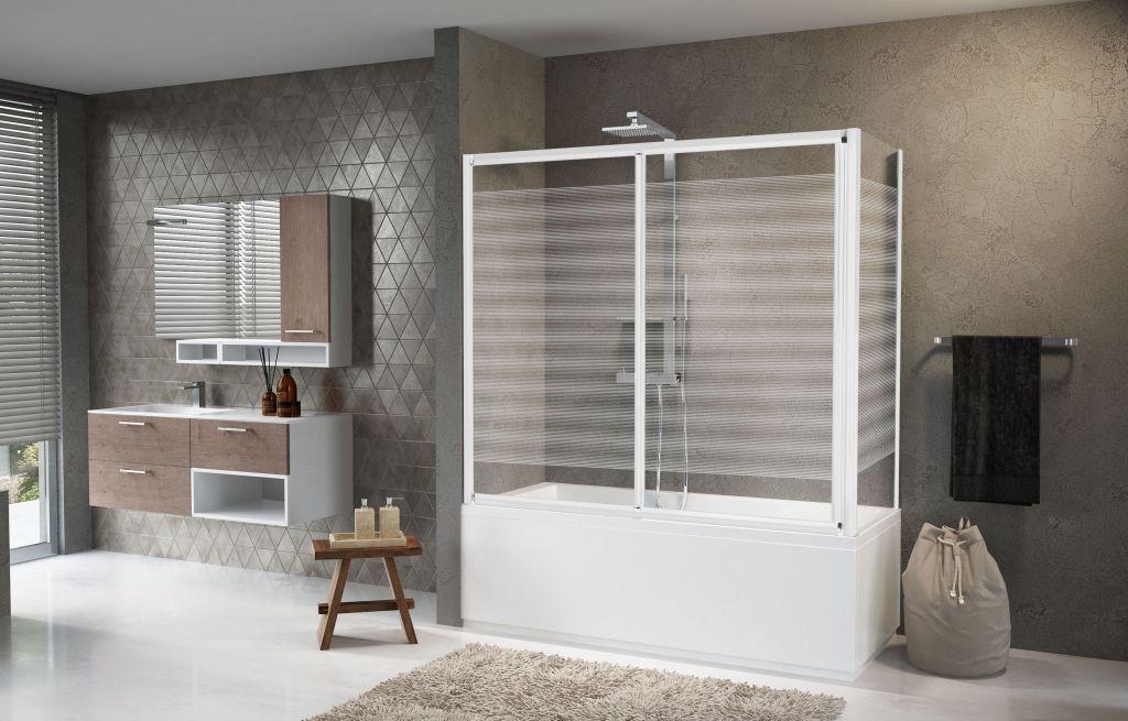 pare baignoire coulissant novellini aurora 2pv4 138 144cm. Black Bedroom Furniture Sets. Home Design Ideas