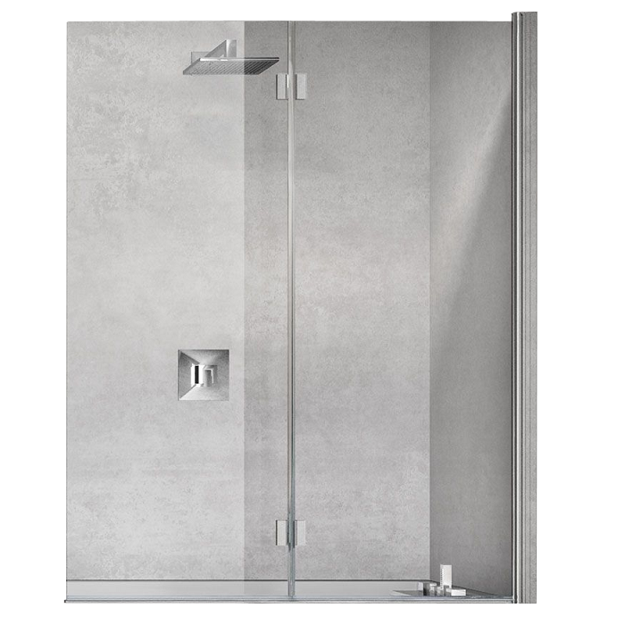 pare baignoire novellini young 2 0 1bsv 120x150 cm. Black Bedroom Furniture Sets. Home Design Ideas
