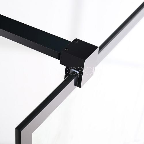 paroi de douche fixe club 120cm verre transparent. Black Bedroom Furniture Sets. Home Design Ideas