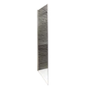 paroi fixe contra 80cm verre transparent profil chrom jacob delafon r f e22ft80 ga. Black Bedroom Furniture Sets. Home Design Ideas
