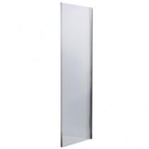 Paroi latérale fixe Serenity 70cm verre Transparent profilé Chrome - JACOB DELAFON Réf. E14F70-GA