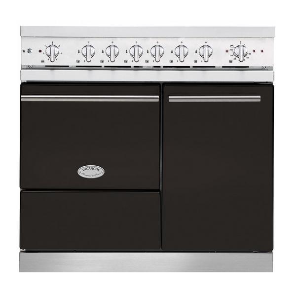 piano de cuisson lacanche beaune modern 2 fours lectriques plaque de cuisson 6 feux induction. Black Bedroom Furniture Sets. Home Design Ideas