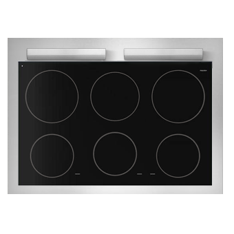 piano de cuisson lacanche bussy 2 fours lectriques. Black Bedroom Furniture Sets. Home Design Ideas