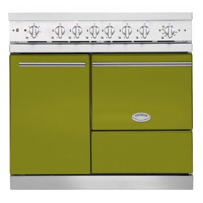 Piano de cuisson lacanche bussy modern 2 fours lectriques - Table de cuisson lacanche ...