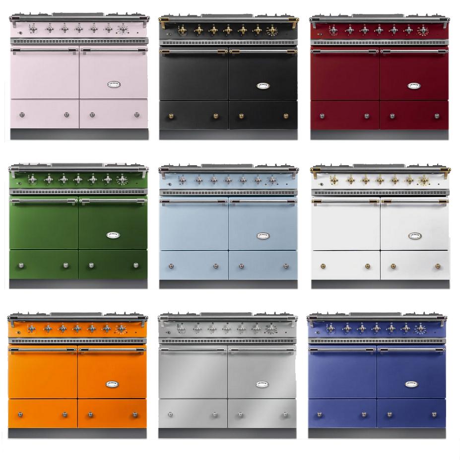 piano de cuisson lacanche cluny 1000 2 fours lectriques. Black Bedroom Furniture Sets. Home Design Ideas