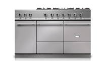 Piano de cuisson Lacanche Cluny 1400-G Modern 1 four gaz + 1 four multifonction / plaque de cuisson classique 3 feux gaz - 24 co