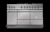 Piano de cuisson Lacanche Cluny 1400-G Modern 1 four gaz et 1 four électrique / plaque de cuisson classique 3 feux gaz - 24 colo