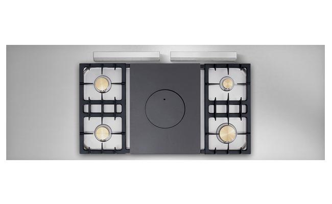 piano de cuisson lacanche cluny 1800 classic 1 four gaz 1 four lectrique plaque de cuisson. Black Bedroom Furniture Sets. Home Design Ideas