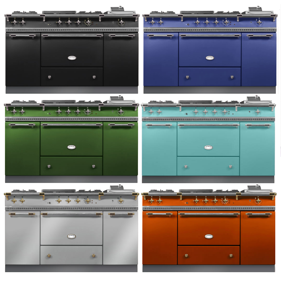 piano de cuisson lacanche fontenay classic four lectrique. Black Bedroom Furniture Sets. Home Design Ideas