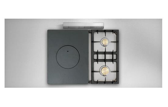 piano de cuisson lacanche fontenay modern four lectrique plaque de cuisson 2 feux gaz coup. Black Bedroom Furniture Sets. Home Design Ideas