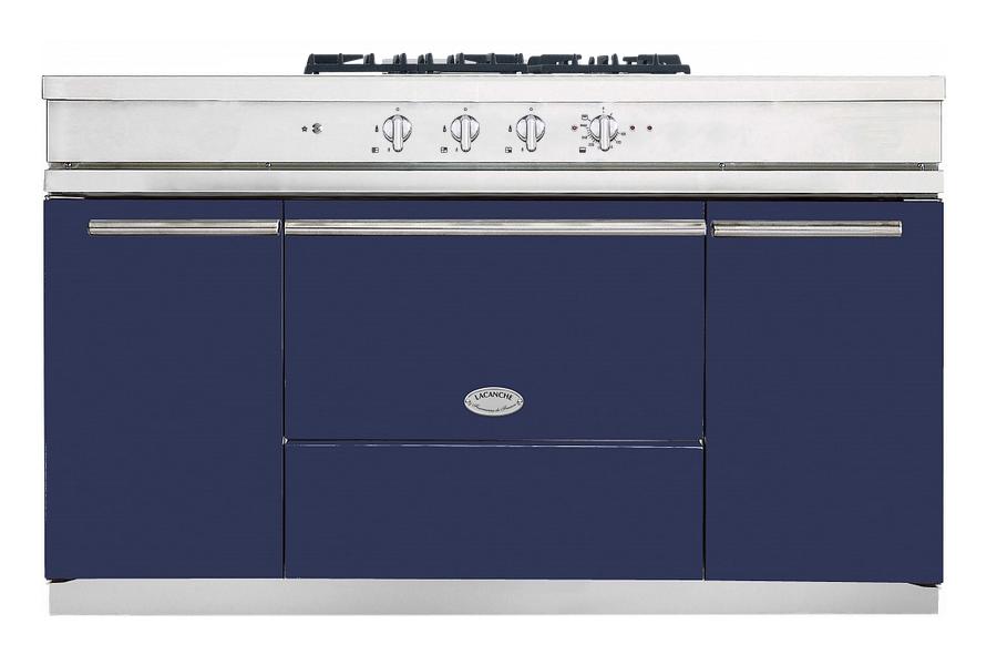meilleur site web 6f43e 8e5ef Piano de cuisson Lacanche Fontenay Modern four électrique / plaque de  cuisson 3 feux gaz
