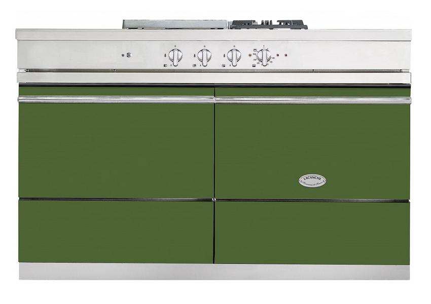 design de qualité 881f4 3b844 Piano de cuisson Lacanche Sully Modern 1 four gaz + 1 four électrique /  plaque de cuisson 2 feux gaz + coup de feu