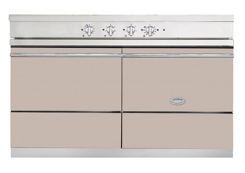 piano de cuisson lacanche sully modern 2 fours lectriques plaque de cuisson 3 feux induction. Black Bedroom Furniture Sets. Home Design Ideas
