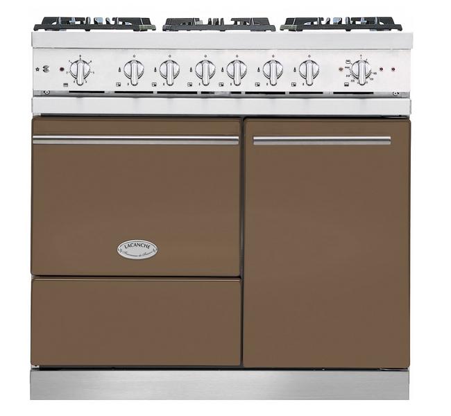 Piano de cuisson lacanche vougeot modern four lectrique plaque de cuisson 4 feux gaz coup - Plaque de cuisson electrique 4 feux ...